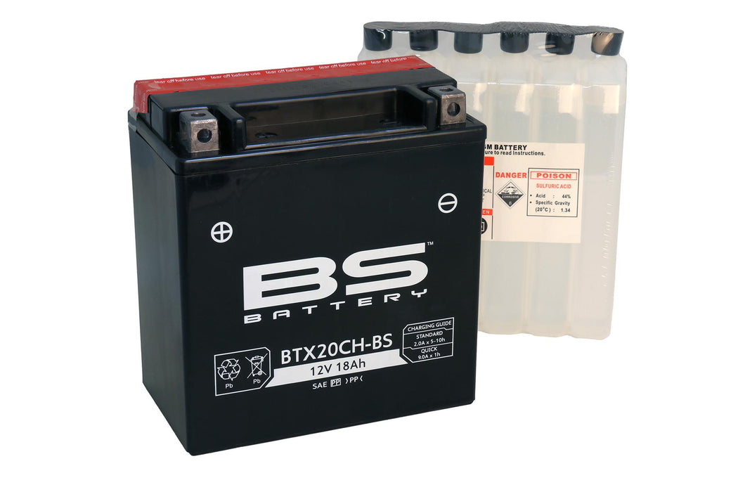 BTX20CH-BS BS BATTERY