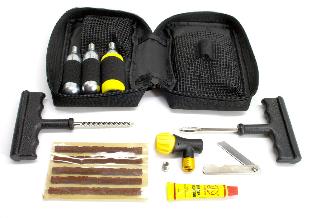 TUBES & ACCESSORIES Emergency Tire Repair Kit