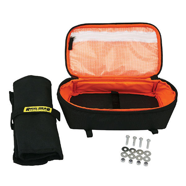 Nelson-Rigg Rear Fender Bag With Free Tool Roll