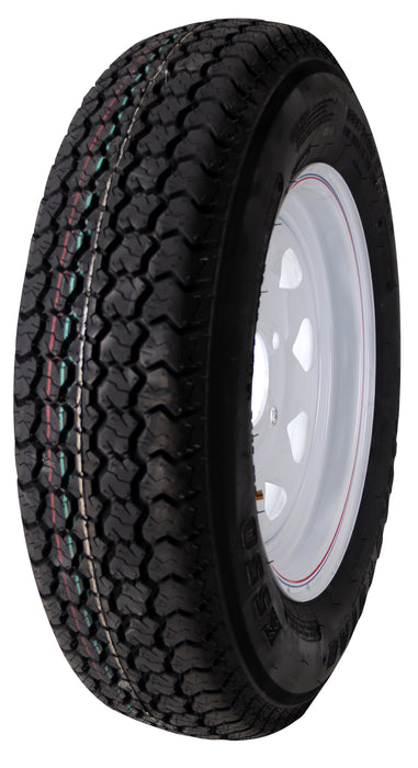 Kenda Trailer Tire And Wheel 6-ply
