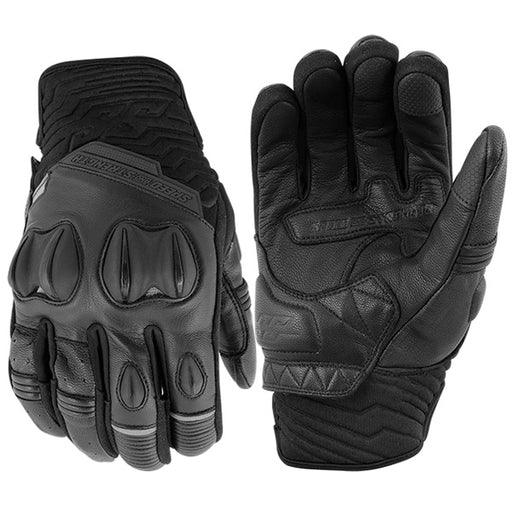 Run With The Bulls Leather Gloves