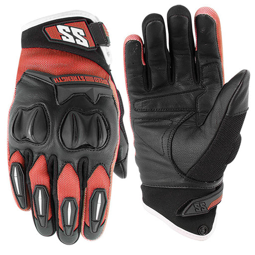 Spellbound Leather/Mesh Glove