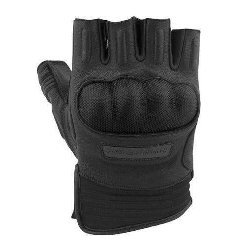 Tough As Nails Leather/Textile Glove