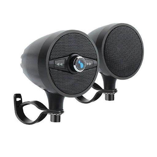 Lexin S3 3'' Waterproof Motorcycle/atv Audio Systems