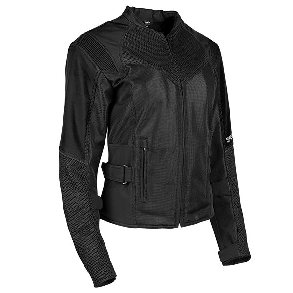 Speed And Strength, Sinfully Sweet™ Women's Textile Jacket