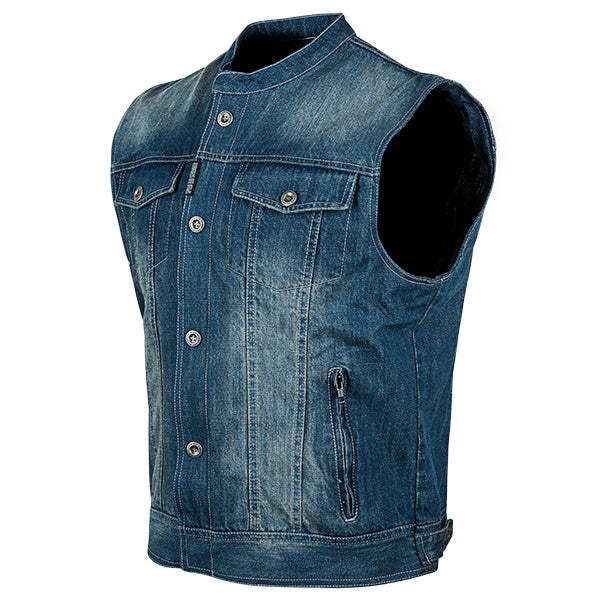 Speed And Strength, Soul Shaker™ Denim Vest