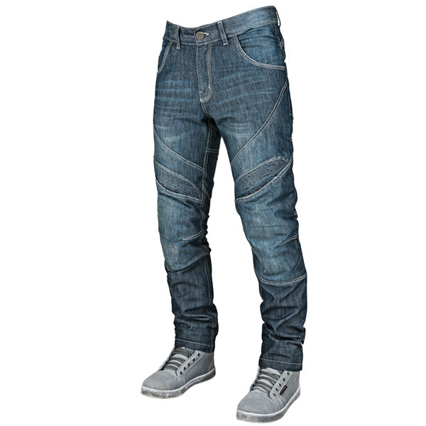 Speed And Strength, Rust and Redemption™ Men's Armoured Jeans