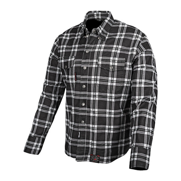 Speed And Strength, Black Nine™ Reinforced Moto Shirt