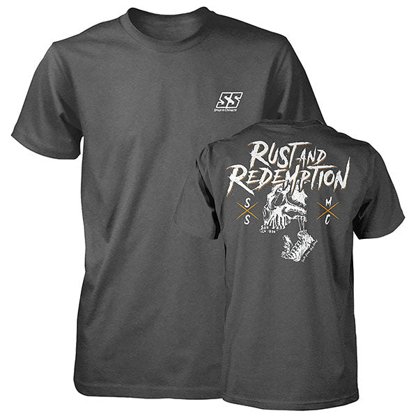 Speed and Strength Rust And Redemption 2.0 T-Shirt