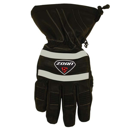Zoan Leather Polar Gloves