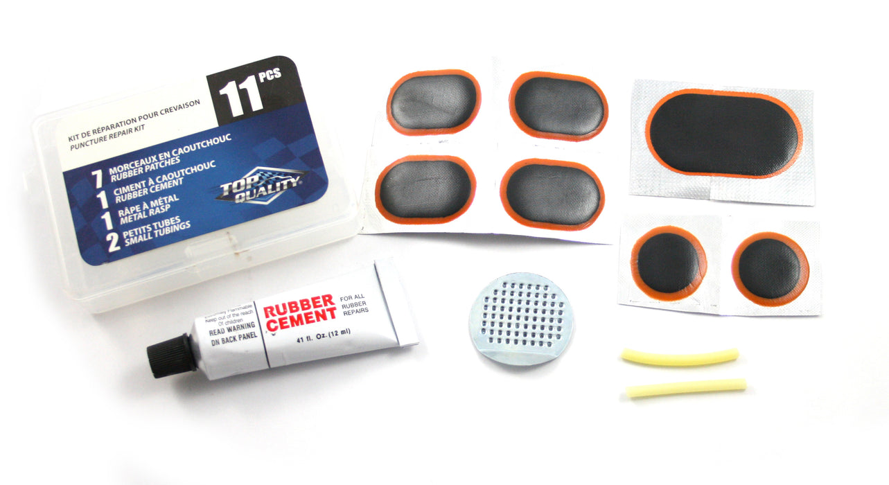 TUBES & ACCESSORIES Tube Repair Kit