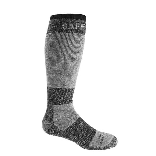 BAFFIN POLAR EXPEDITION SOCKS SIZE LARGE CHARCOAL