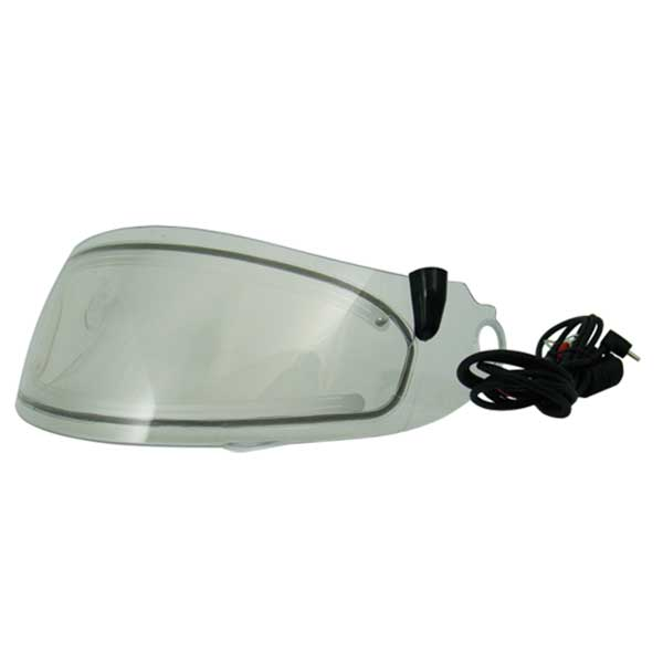 Zoan Coyote Clear Electric Double Lens Shield