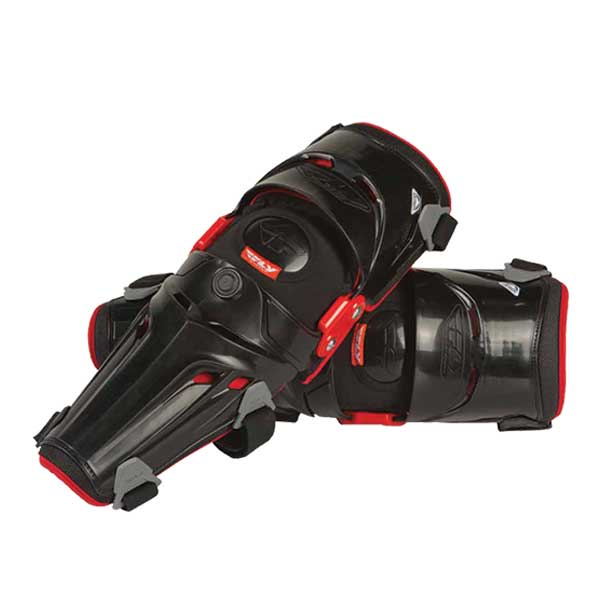 Fly Racing 5 Pivot Knee Guard