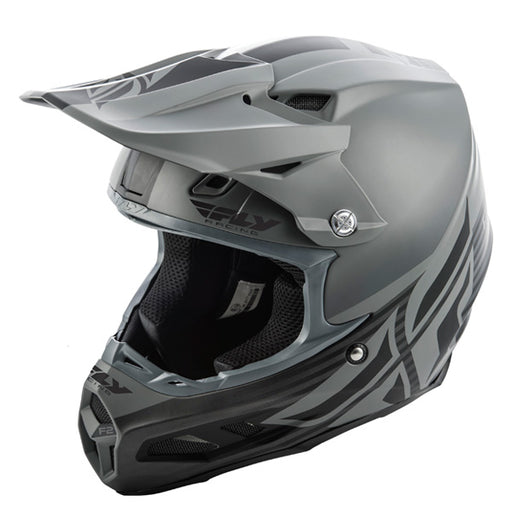 Fly Racing F2 Carbon Shield MX Helmet