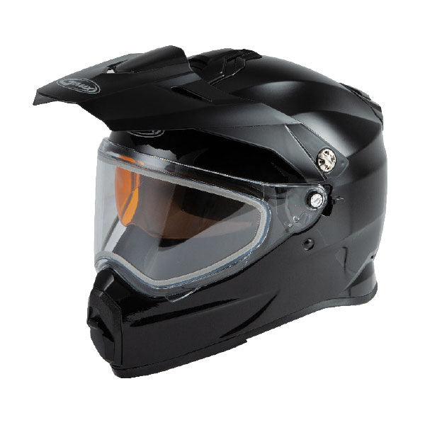 Gmax AT-21Y Youth Dual Sport Helmet - Double Lens