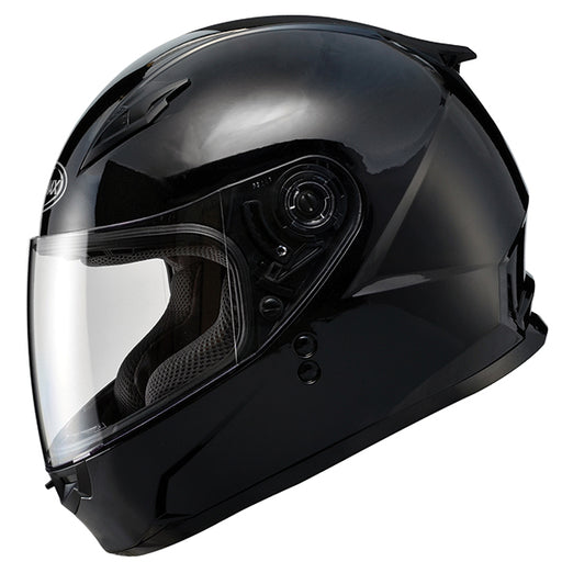 Gmax GM49Y Full Face Youth Helmet - Double or Single Lens