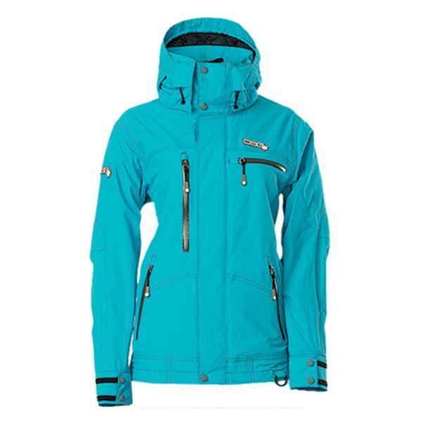 DSG Avid Technical Neoshell Jacket - Blue