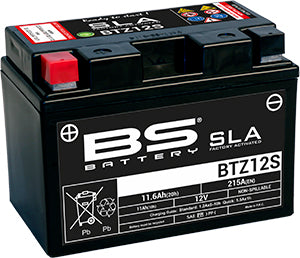Bs Battery BTZ12S SLA