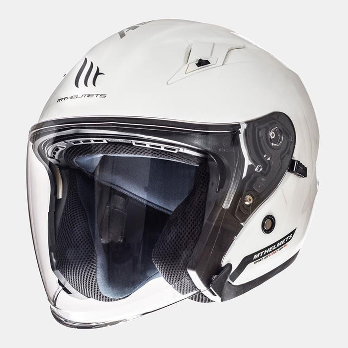 MT Motorcycle Helmet Avenue SV Solid