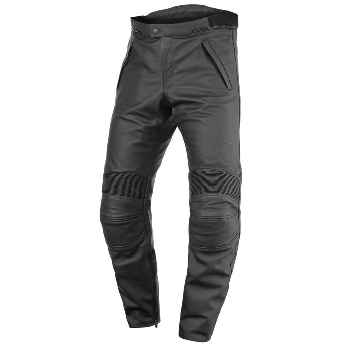 Scott Track Leather Motorcycle Pants