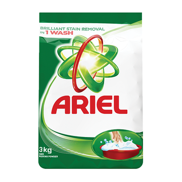 Ariel Auto Washing Powder 3kg