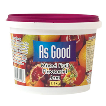 As Good Mix Fruit Jam 1.1kg