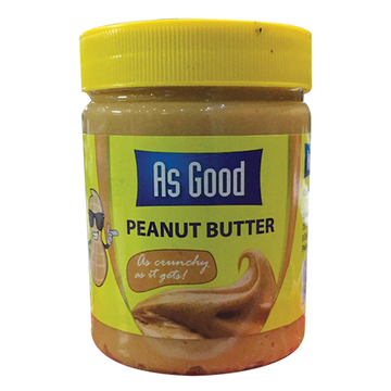 As Good Peanut Butter 400g