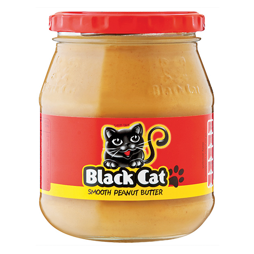 Black Cat Peanut Butter 400g