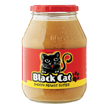 Black Cat Peanut Butter 800g