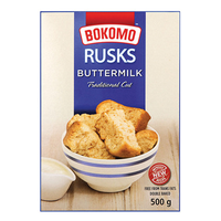 Bokomo Butter Milk Rusks 500g