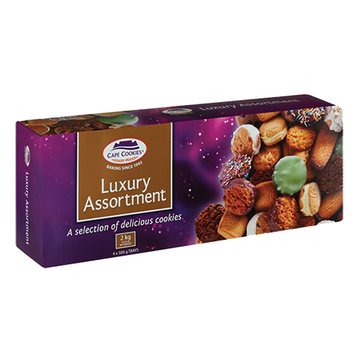Cape Cookies Luxury Assortment 2kg