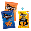 TAKE 2 Doritos 150g Corn Chips & Get Doritos 3D 35g Chips Free FOR ONLY R28