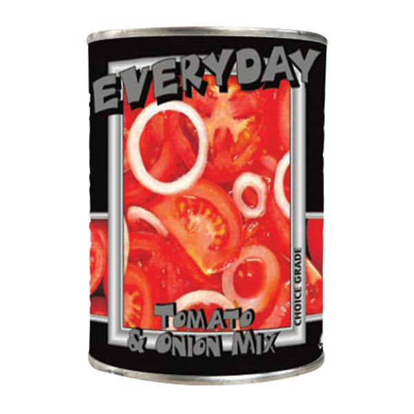 Everyday Tomato And Onion 410g