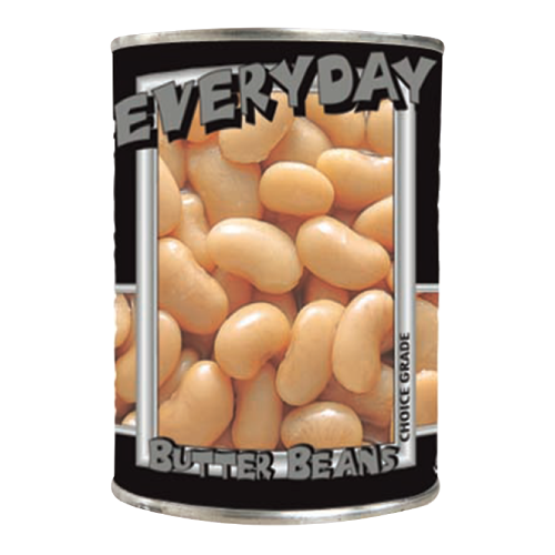 Everyday Butter Beans 410g x2
