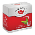 Five Roses Tagless Teabags 100's