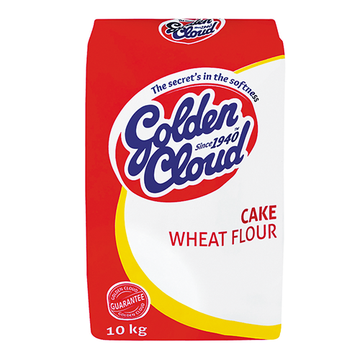 Golden Cloud Cake Flour  10kg