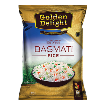 Golden Delight Basmati Rice 2kg