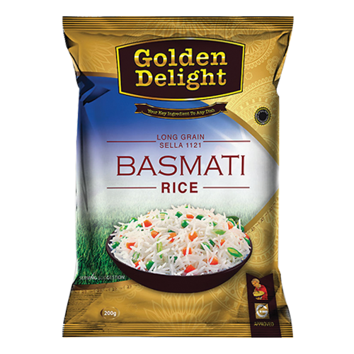 Golden Delight Basmati Rice 5kg