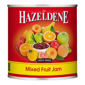 Hazeldene Mixed Fruit Jam 900g