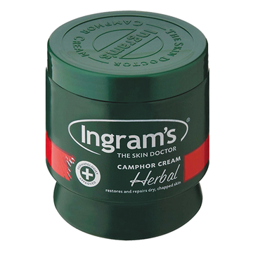 Ingrams Herbal Camphor Cream 500g