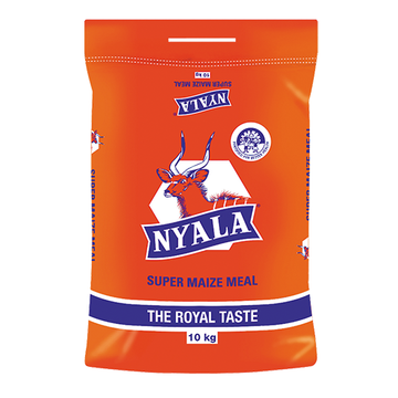 Nyala Super Maize Meal 10kg