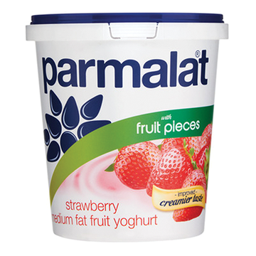 Parmalat Strawberry Yoghurt 1kg