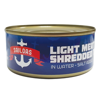 Sailors Tuna In Brine 170g Take 2 For R25