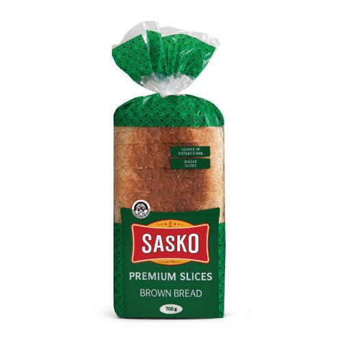 Sasko Brown Premium Bread 700g