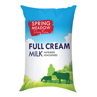 Spring Meadow Full Cream Milk Sachet 1lt