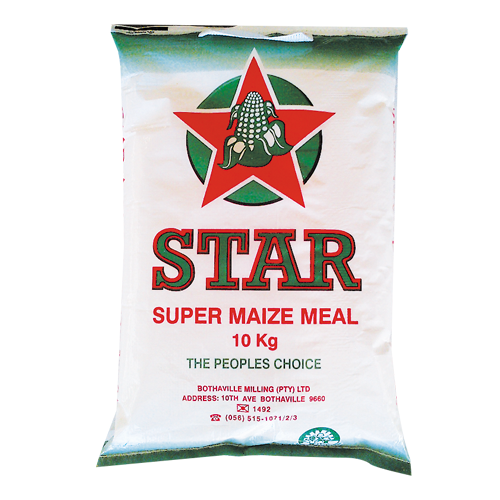 Star Maize Meal 10kg