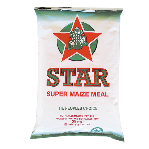 Star Maize Meal 25kg