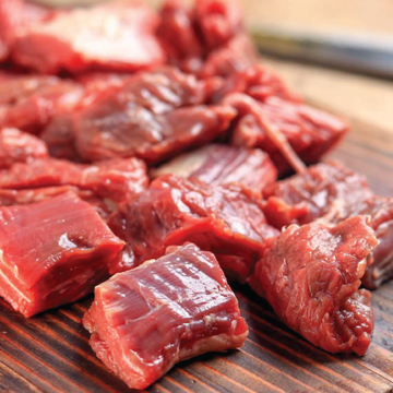 A-Grade Stewing Beef per kg