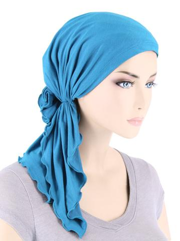 Bamboo Bella in Sky Blue - Wigsisters